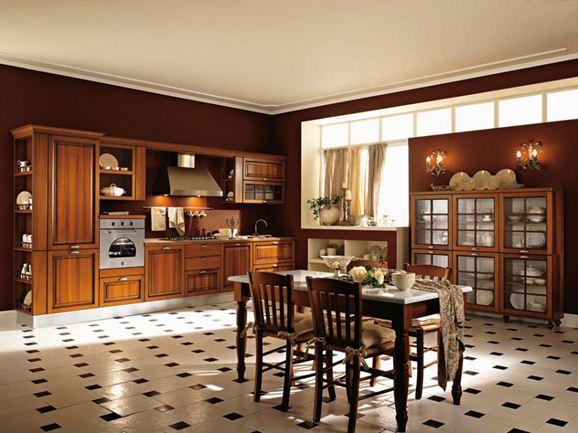 Spazio arredo cucine classiche liberty artec cucine liberty - Cucina stile liberty ...