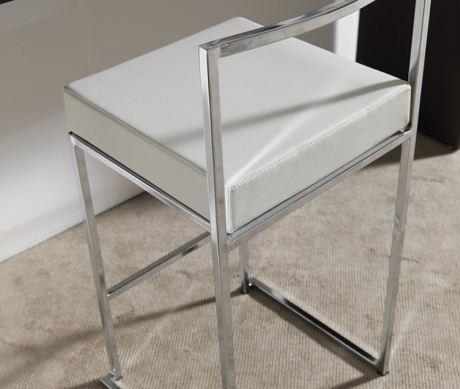 Spazio arredo sedie e sgabelli sgabello prisma for Sedie e sgabelli