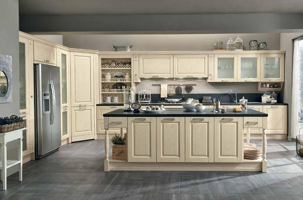 Spazio arredo cucine classiche opera cucina artec - Colombini cucine opinioni ...